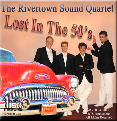 lost in 50's cover