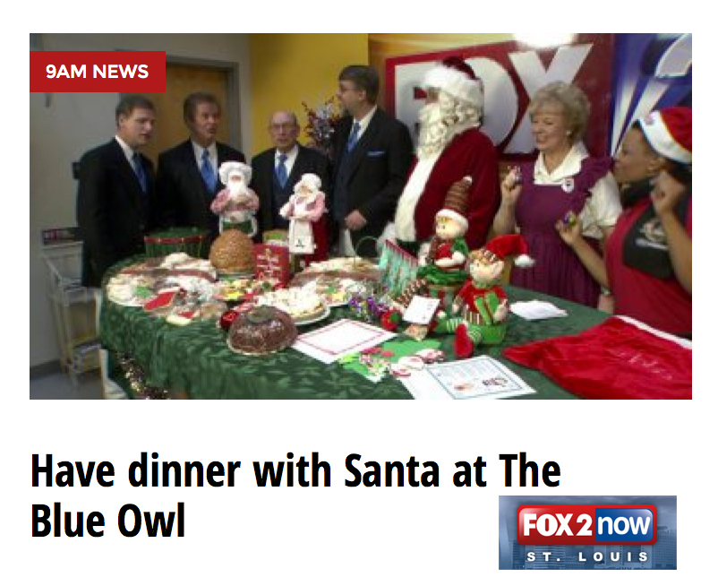 Fox 2               Santa Claus Is Coming to Town